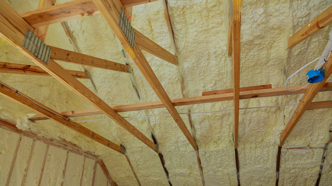 Control Indoor Climate & Save Money on Energy Costs With Foam Insulation